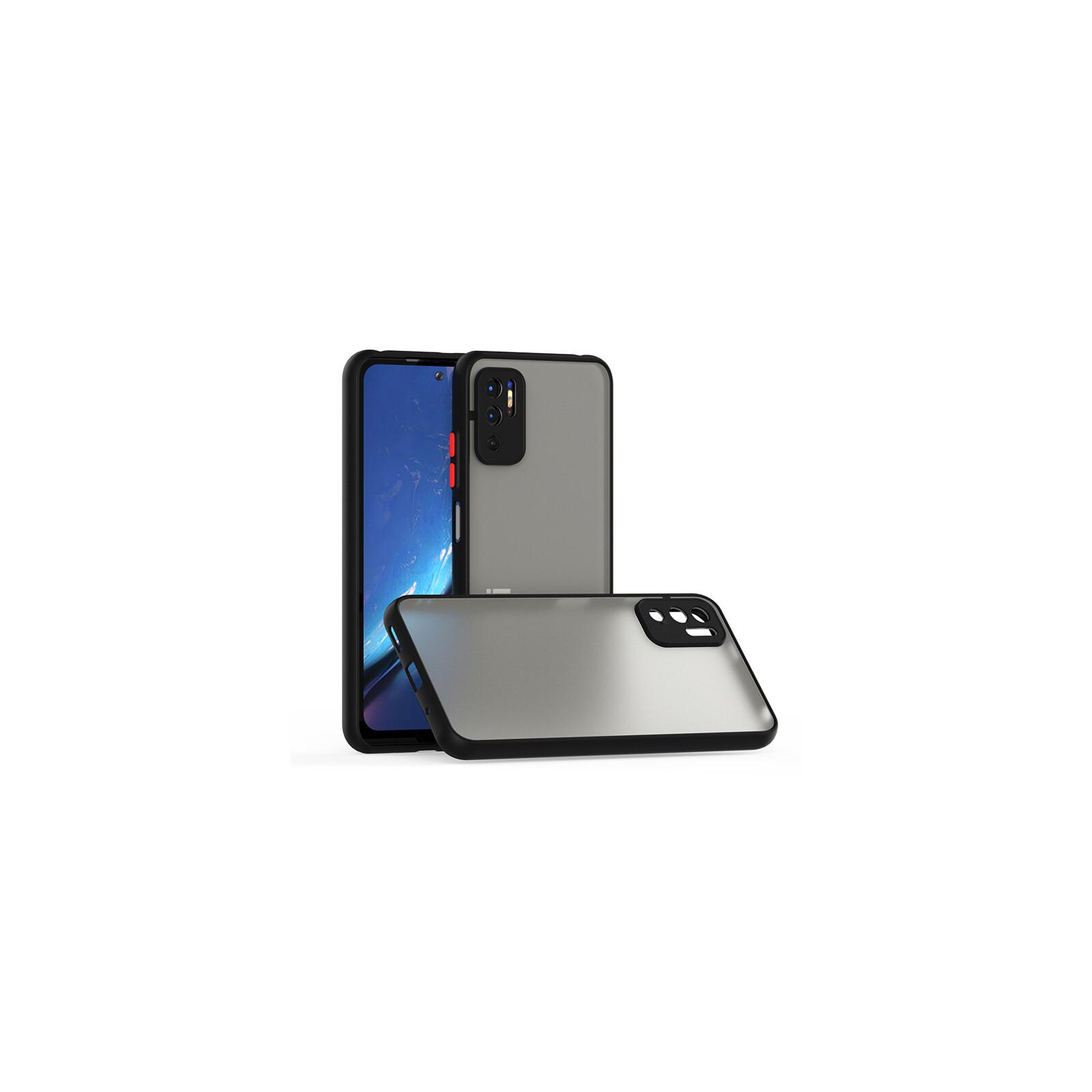 Felixx Back Xiaomi Redmi Note 10 5G clear/black
