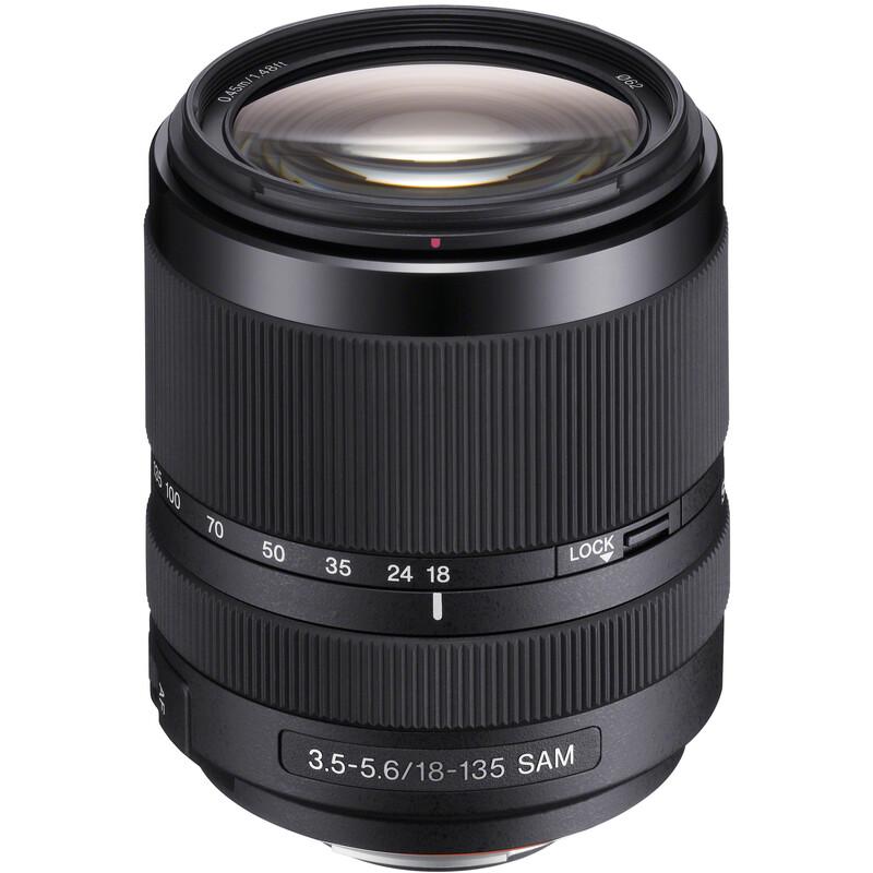 Sony SAL 18-135/3,5-5,6 SAM