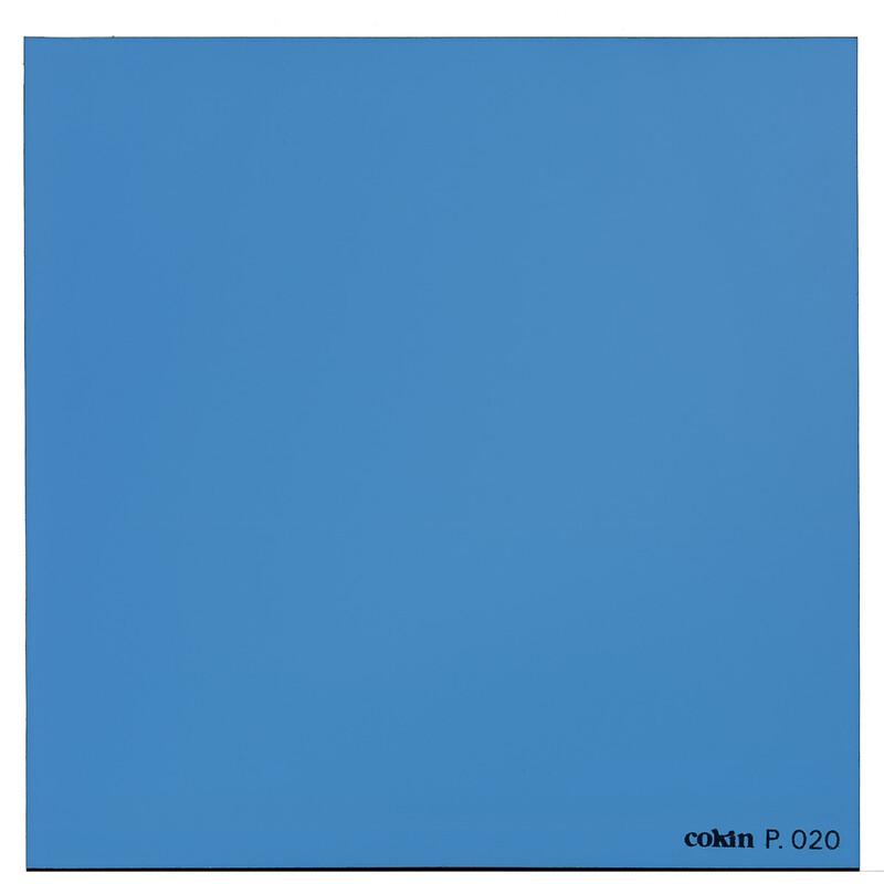 Cokin P020 Konversion Blau 80A
