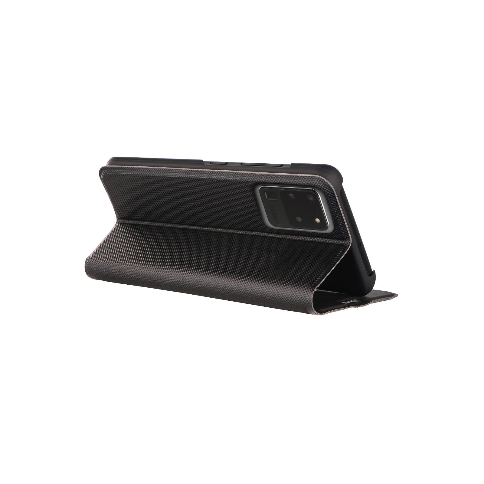 Hama Book Tasche Slim Pro Samsung Galaxy S20 Ultra 5G schwar