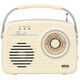 Silva Mono 1965 Portable Radio beige