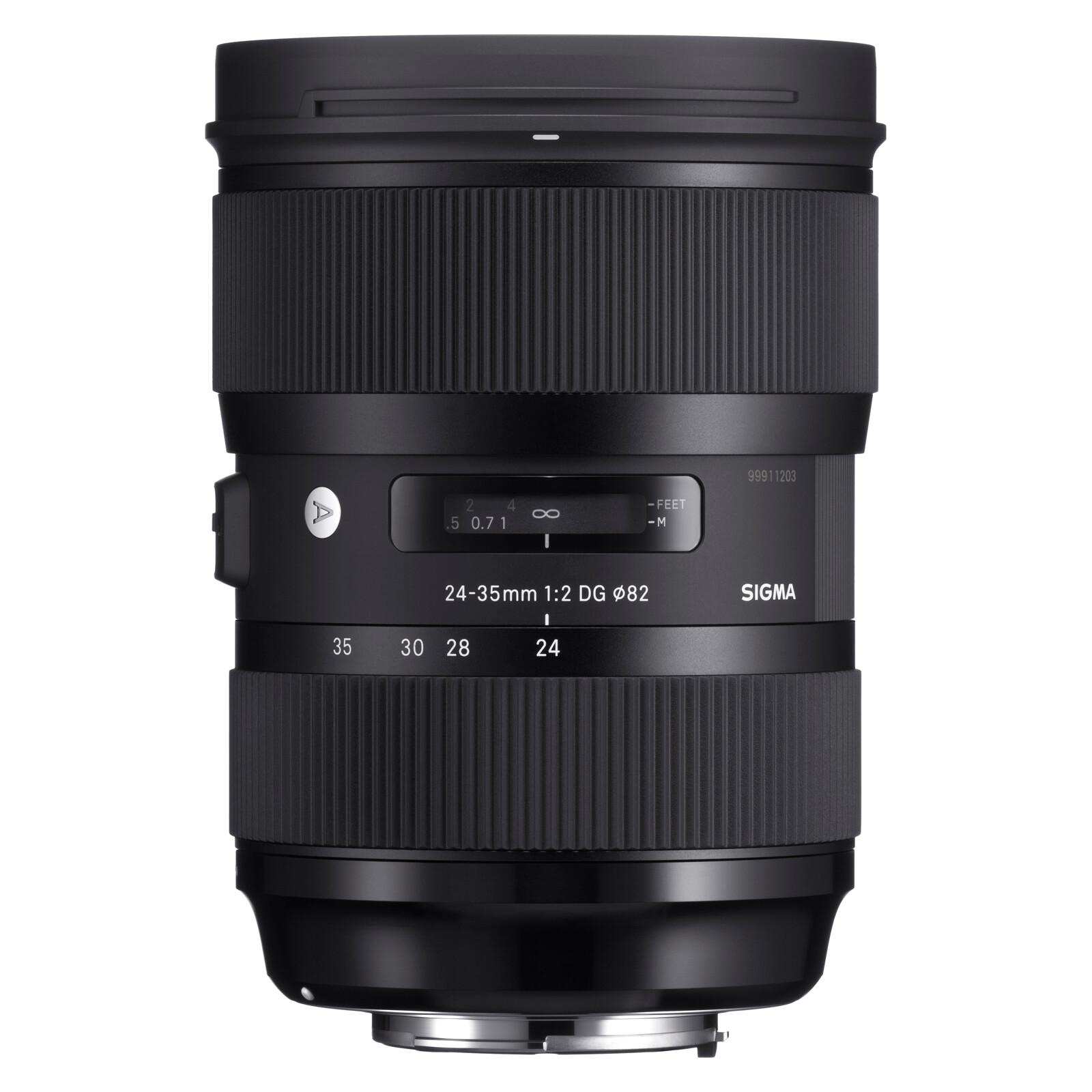 Sigma ART 24-35/2,0 DG HSM Canon + UV Filter