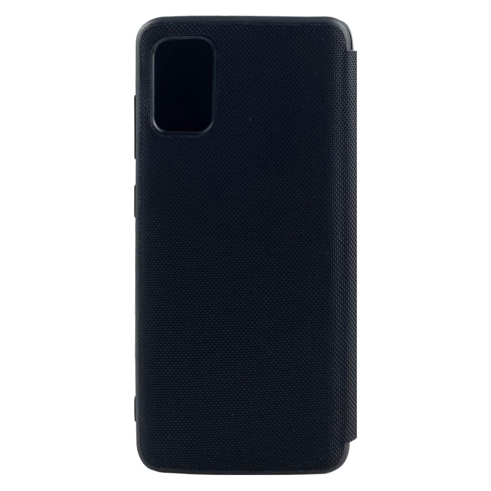 Felixx Booktasche VALENCIA Samsung Galaxy A71 schwarz