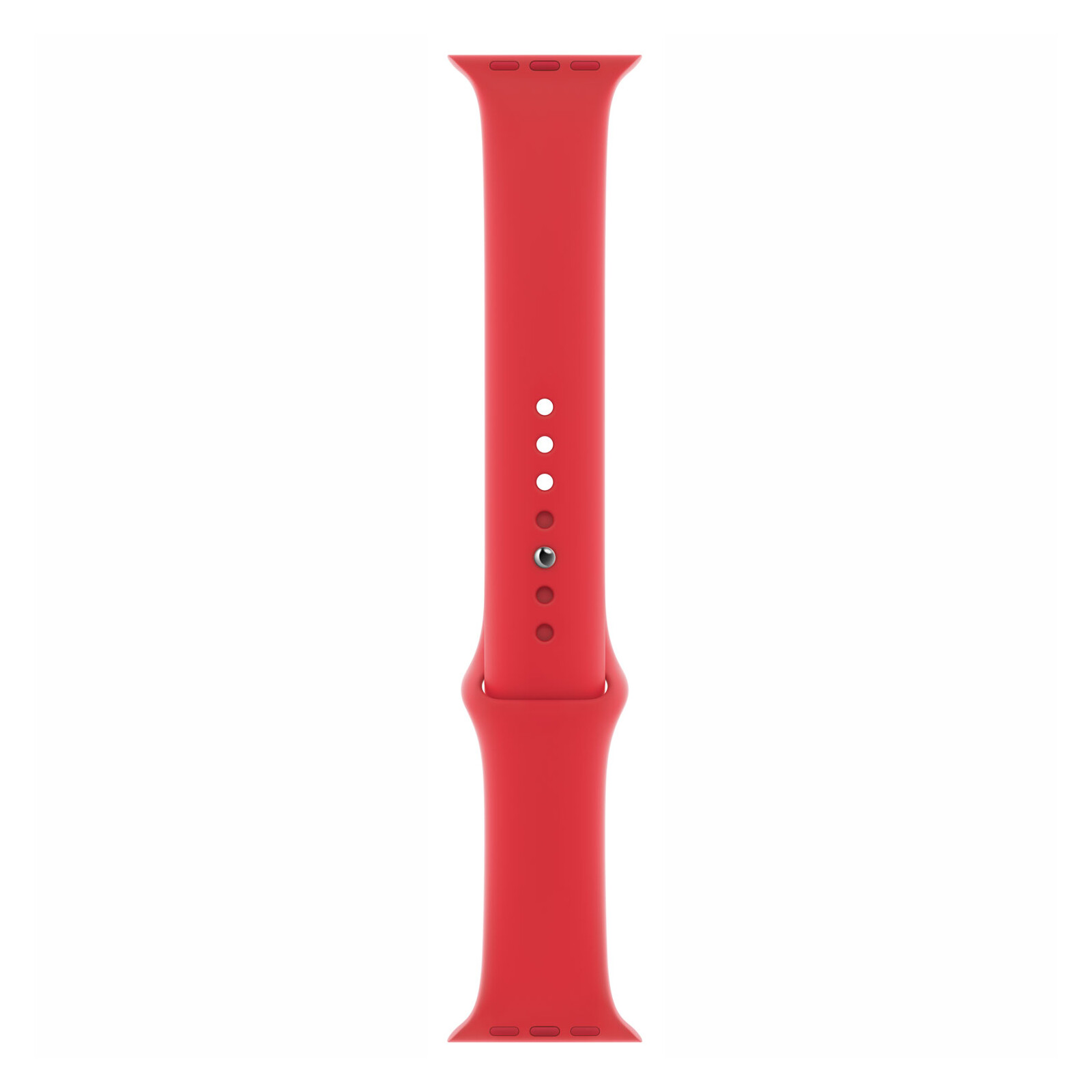 Apple Watch 40mm Sportarmband rot S/M M/L