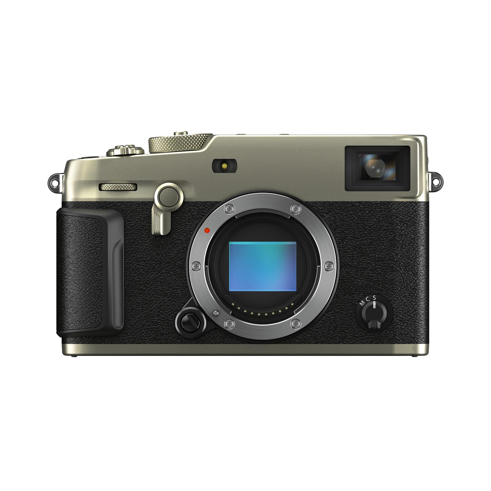 Fujifilm X-Pro 3 Gehäuse Dura silber