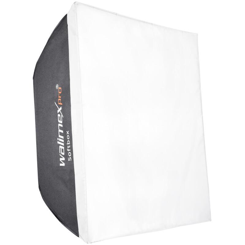 walimex pro Softbox 60x60cm für Visatec