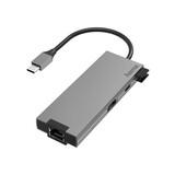 Hama 200109 USB-C-Multiport-Adapter 5 Ports