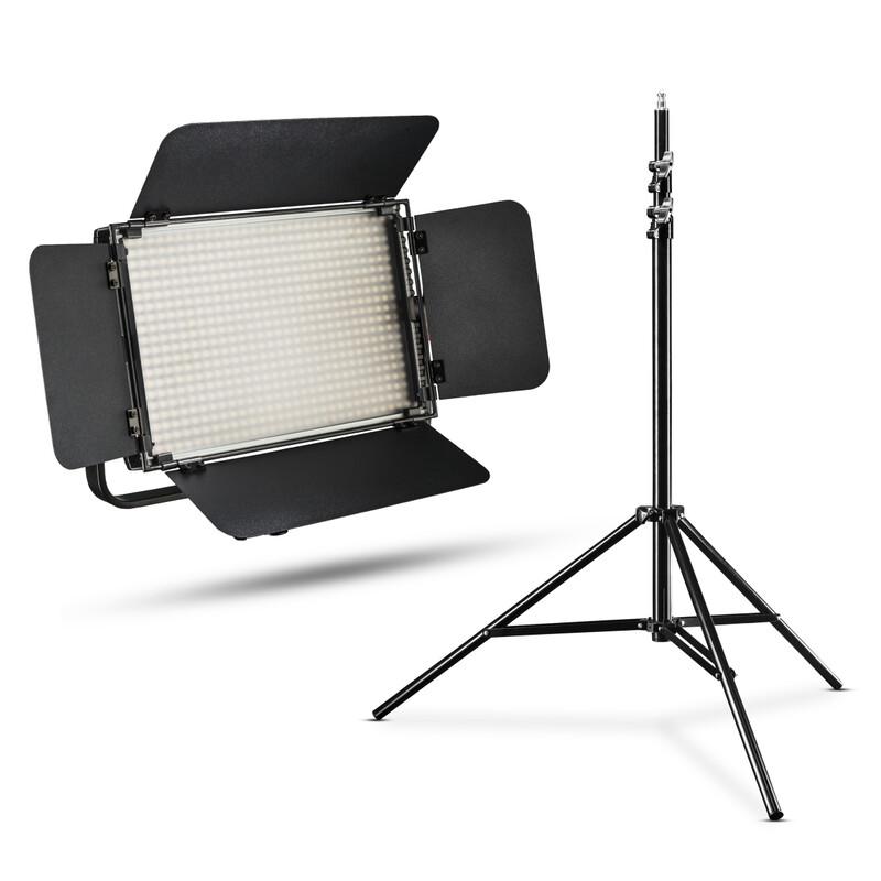 Walimex pro LED Niova 600 Plus Bi-Color+ WT-806