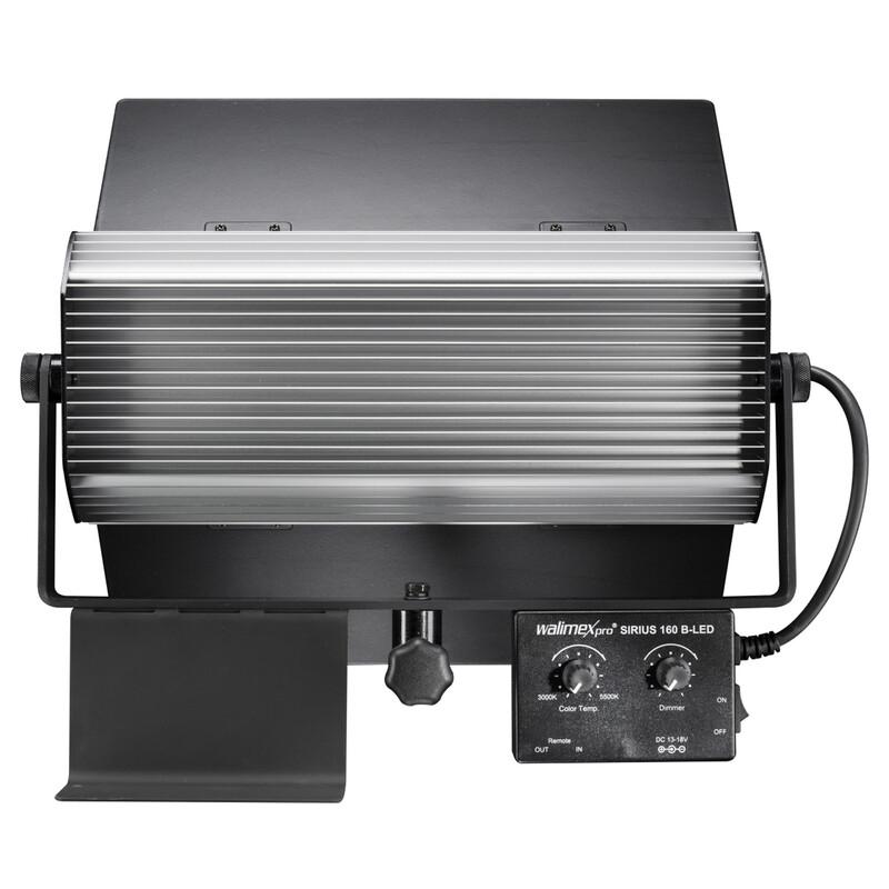 Walimex Pro LED Sirius 160 Bi Color 65W