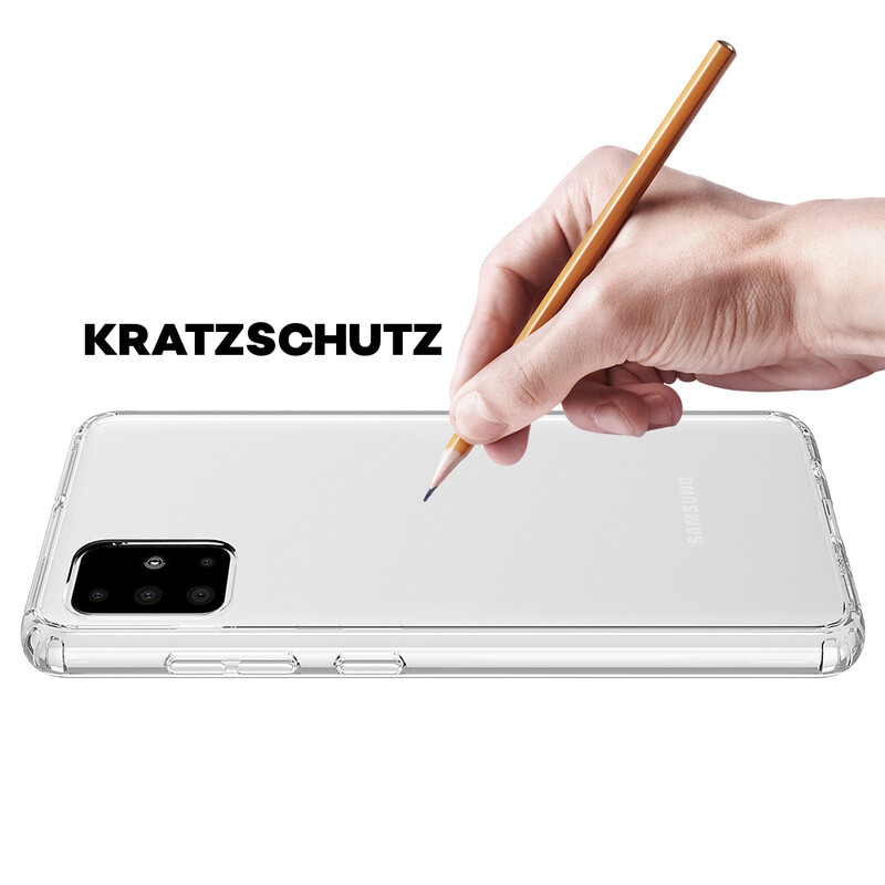 Felixx Backcover Hybrid Samsung Galaxy A71