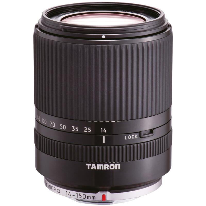 Tamron 14-150/3,5-5,8 Di III Olympus Schwarz
