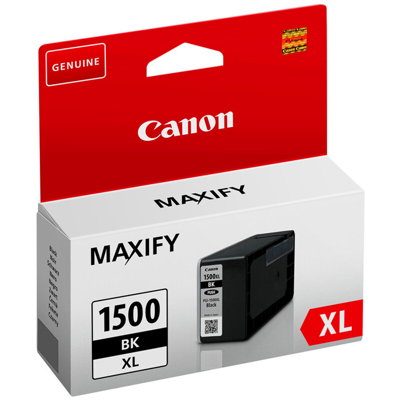 Canon PGI-1500XL Black