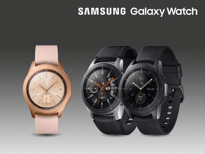 Samsung Galaxy Watch im Test