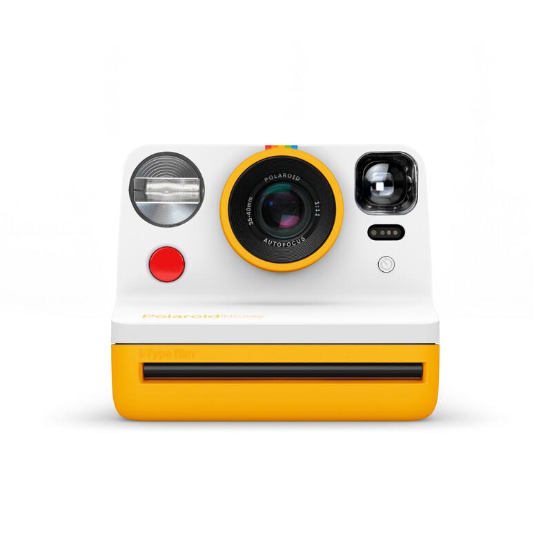 Polaroid Now gelb