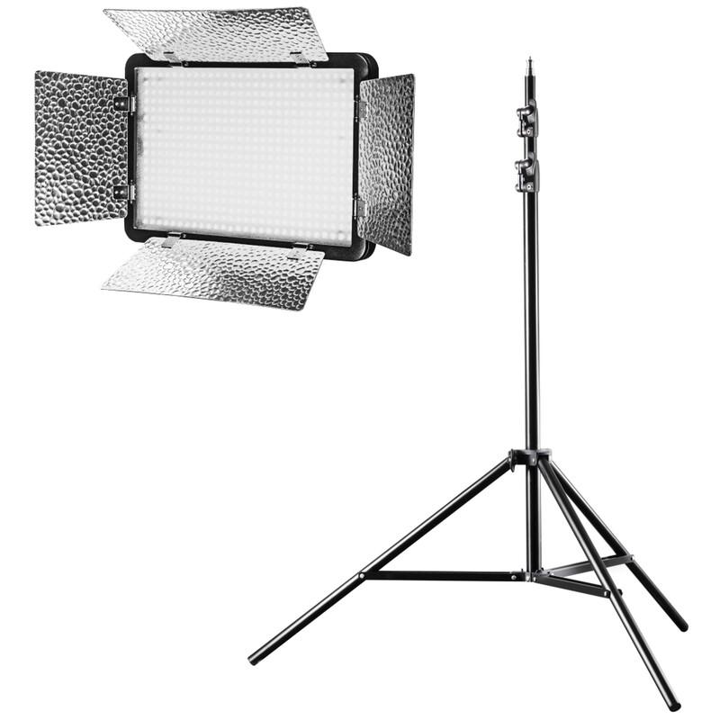 walimex pro LED 500 Versalight Bi Color Set1