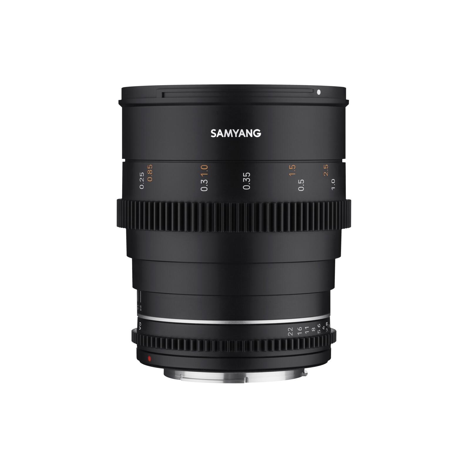 Samyang MF 24/1,5 VDSLR MK2 Nikon F