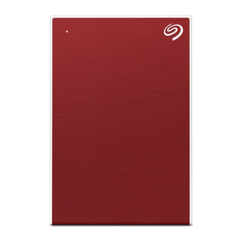 Seagate One Touch 5TB USB 3 red