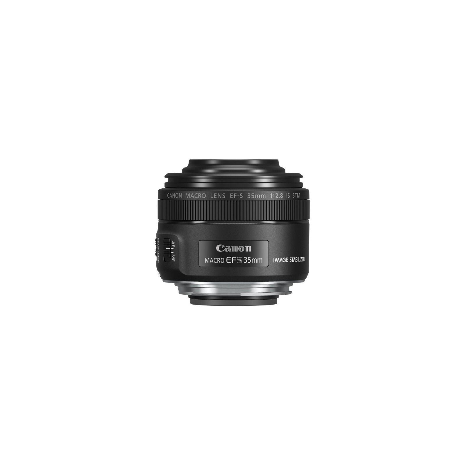 Canon EF-S 35/2,8 IS STM Makro + UV Filter