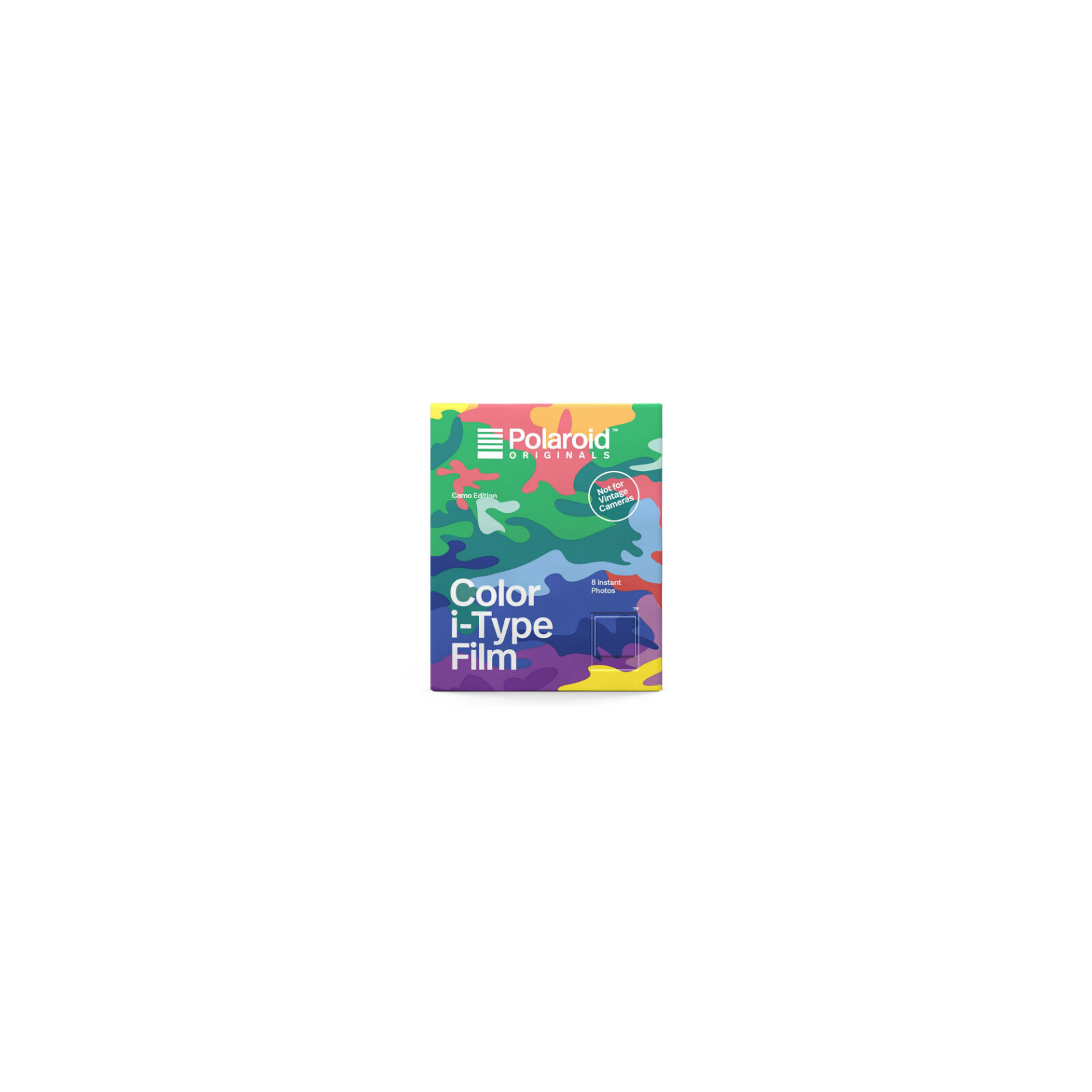 Polaroid i-Type Camo Edition