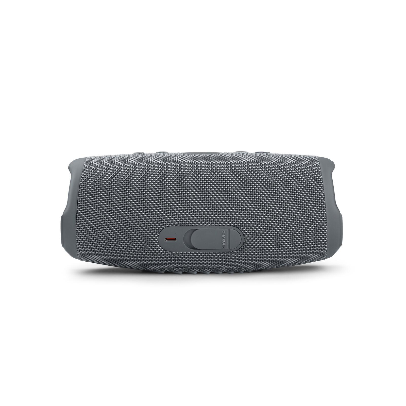 JBL Charge 5 Bluetooth-Lautsprecher grau