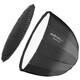 Walimex pro Studio Line Deep Rota Softbox QA70 Aurora/Bowens