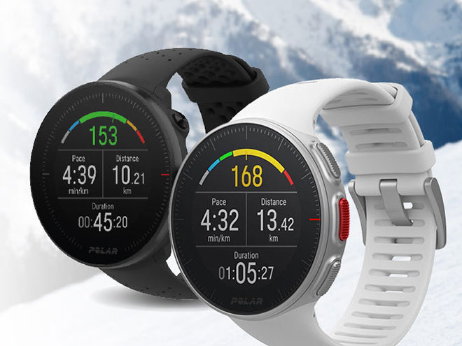 Polar Vantage M Smartwatch im Test