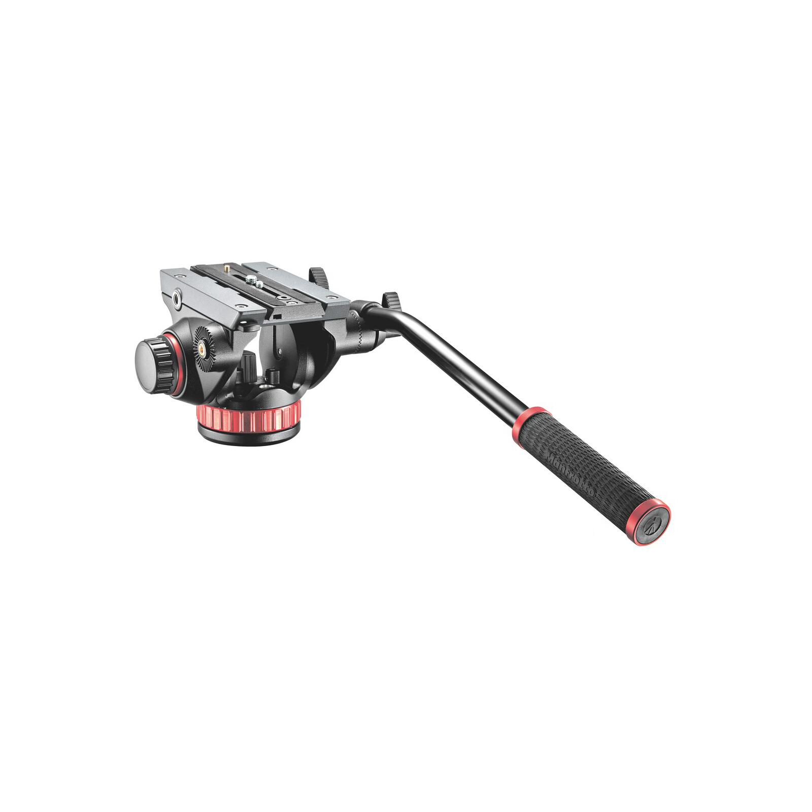 Manfrotto MVH502AH Pro Fluid Videoneiger 100