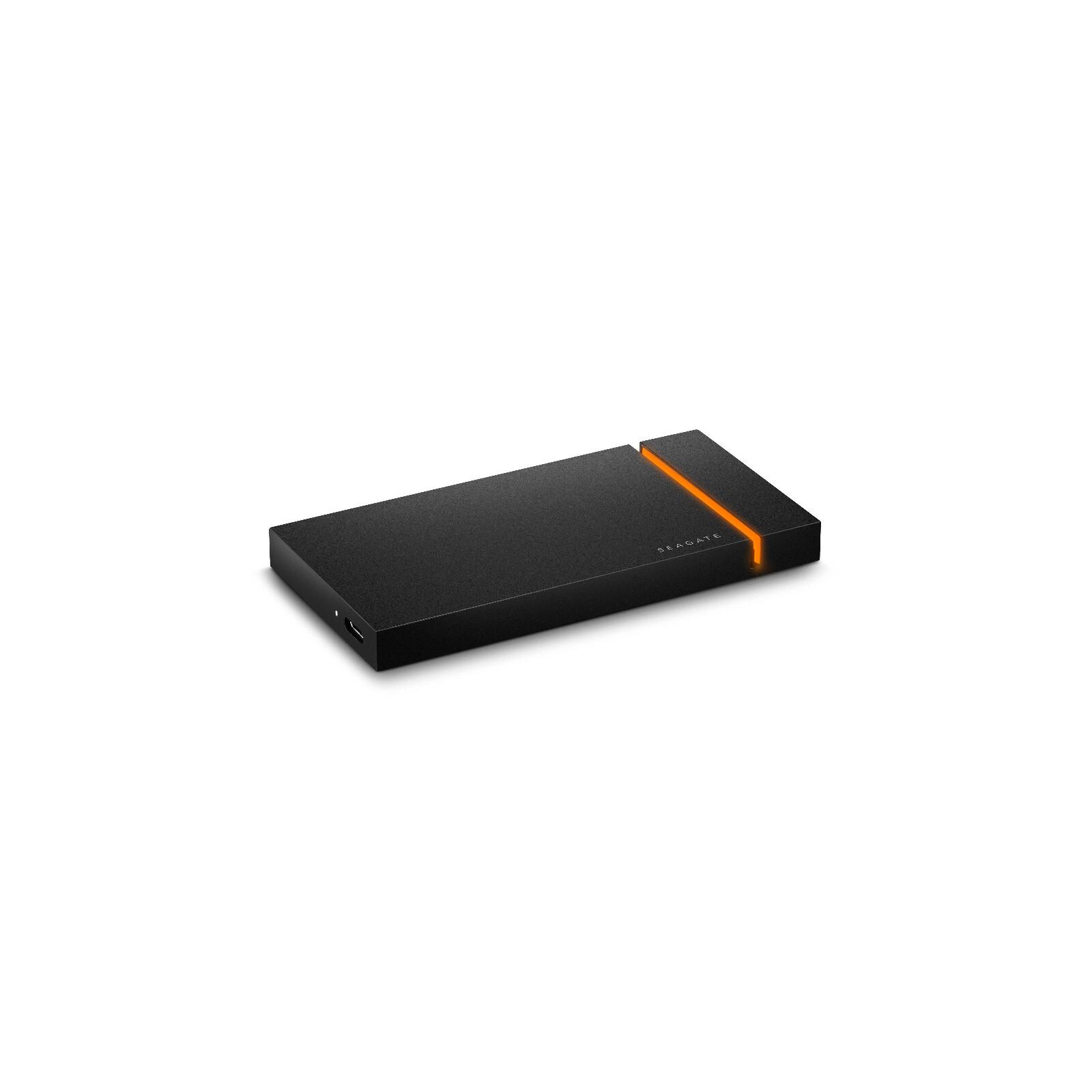 Seagate FireCuda Gaming SSD 2TB extern, NVMe, USB 3.2 gen2x2