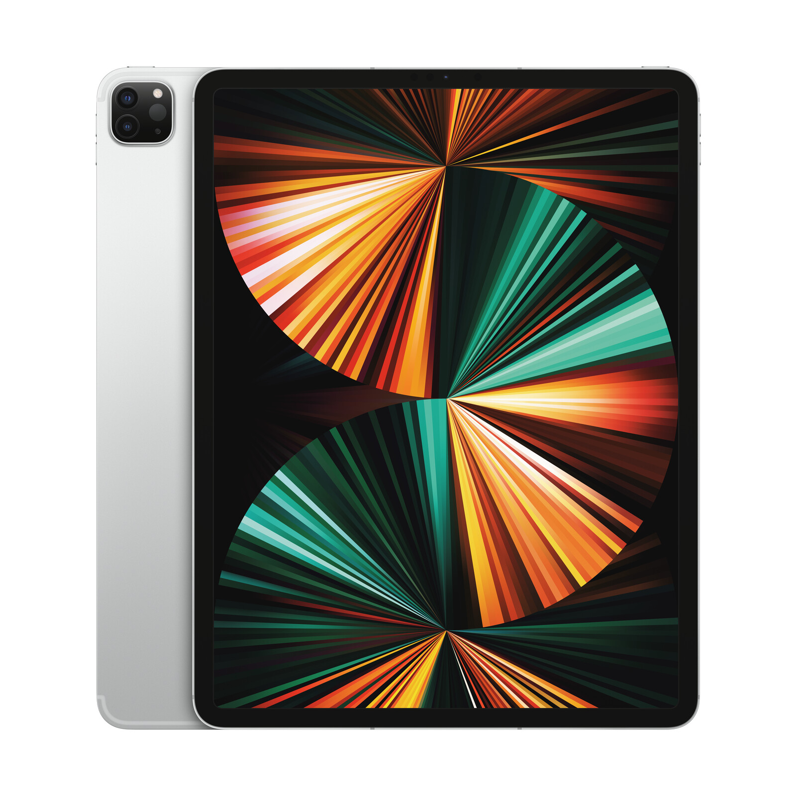 "Apple iPad Pro 12.9"" Wi-Fi+Cellular 256GB 2021 silber"