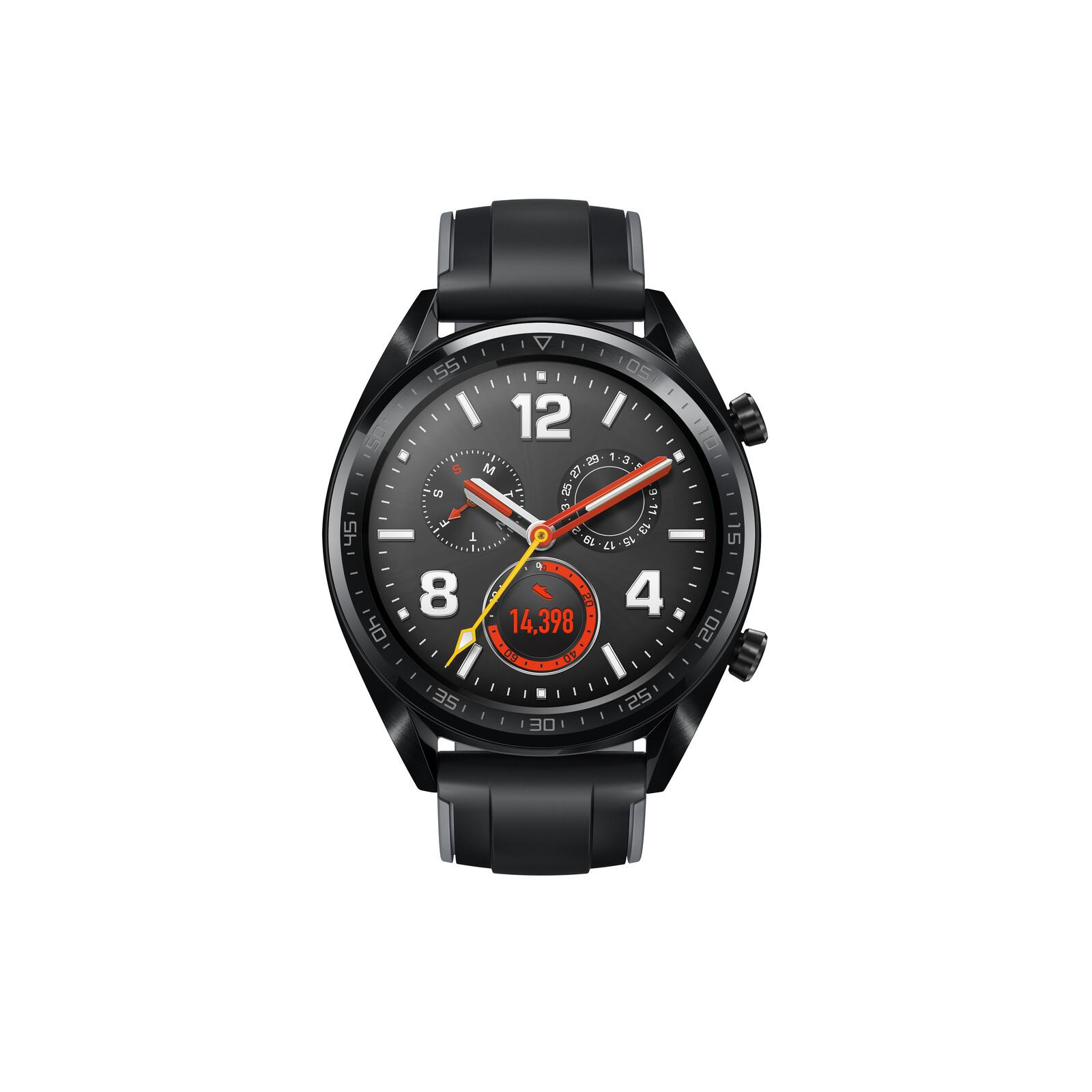 Huawei Watch GT Sport Schwarz