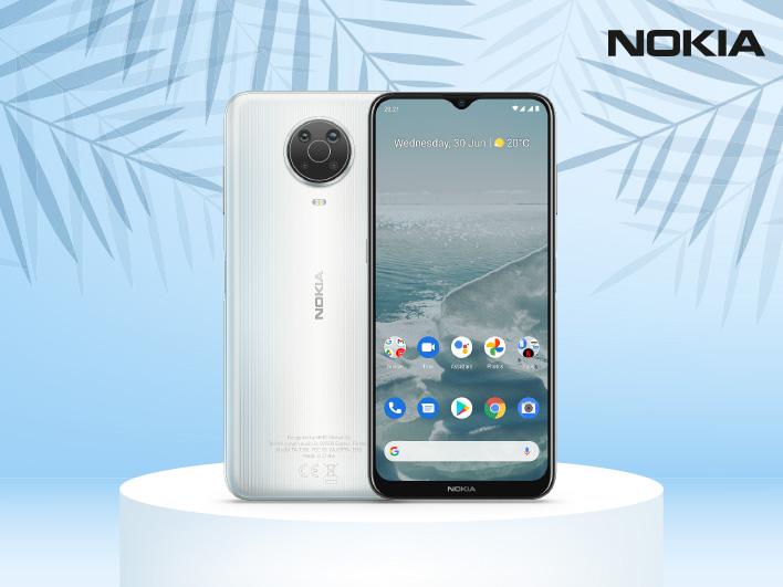 Das Nokia G20 im Test