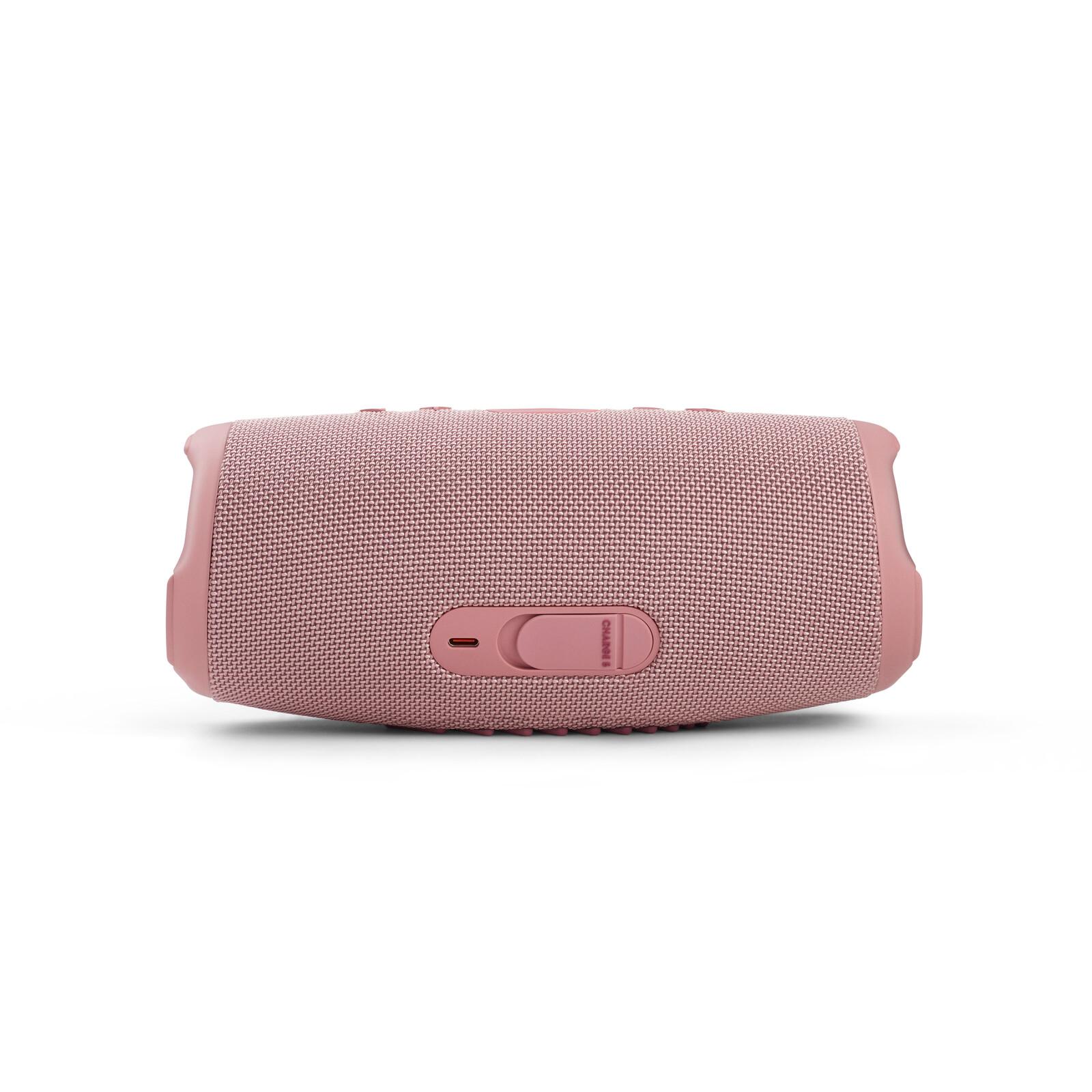 JBL Charge 5 Bluetooth-Lautsprecher pink
