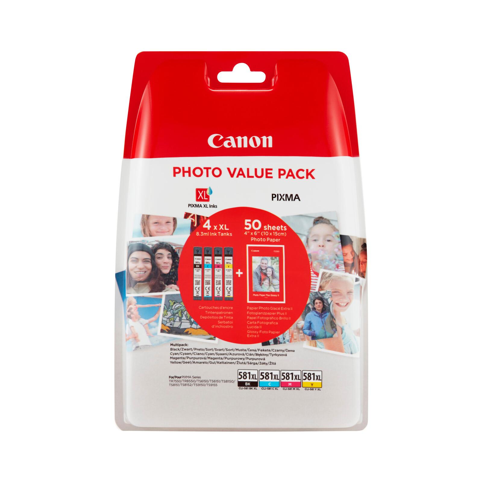 Canon CLI581XLVALUE Tinte