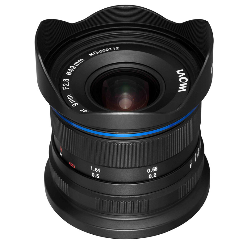 LAOWA 9/2,8 Zero-D Sony E APS-C