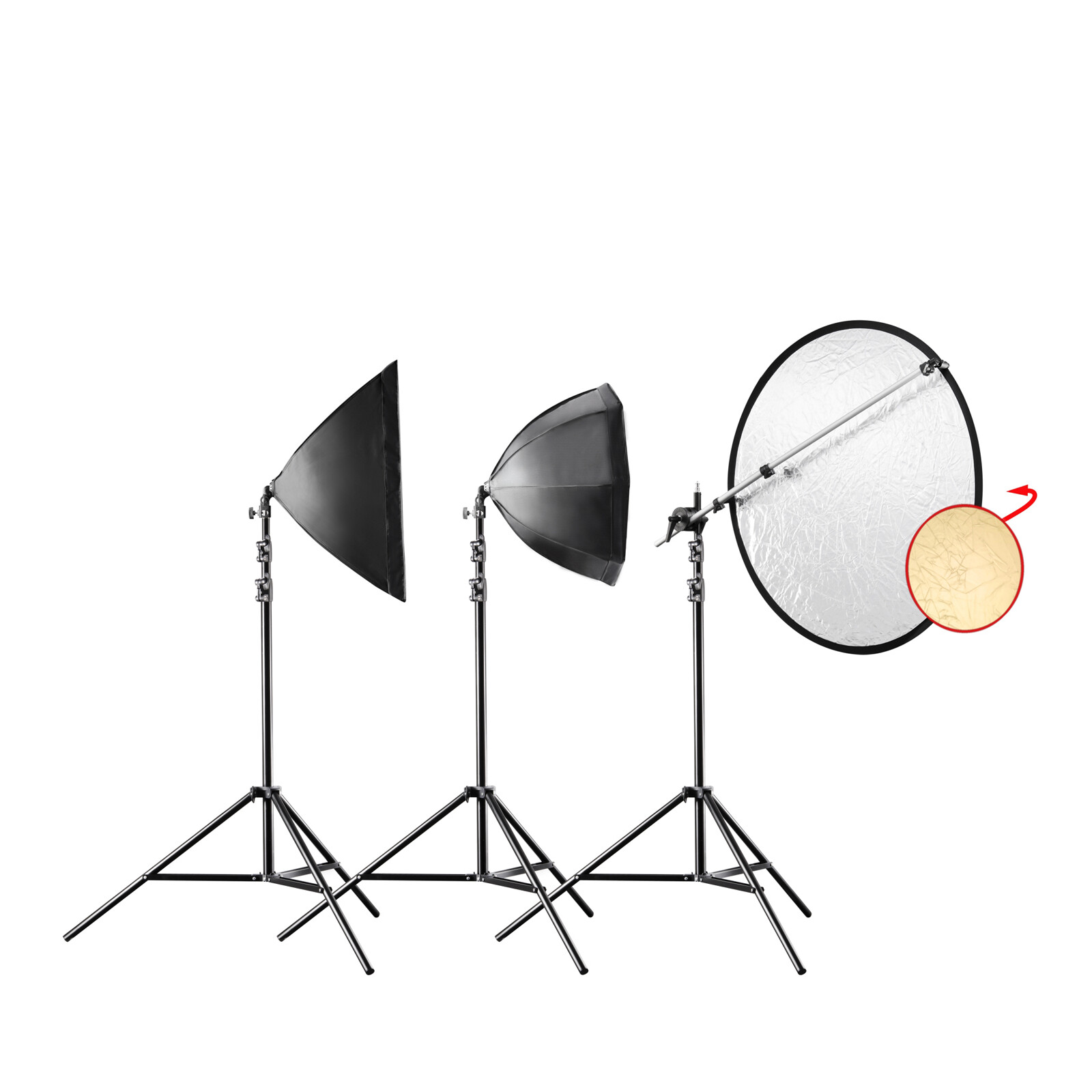 walimex pro Daylight 250 Portrait Vari