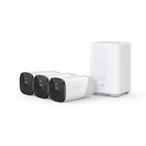 Eufy Cam 2 3-Cameras + HomeBase Set