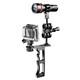 walimex pro LED Scuuba 860 Halterung für GoPro