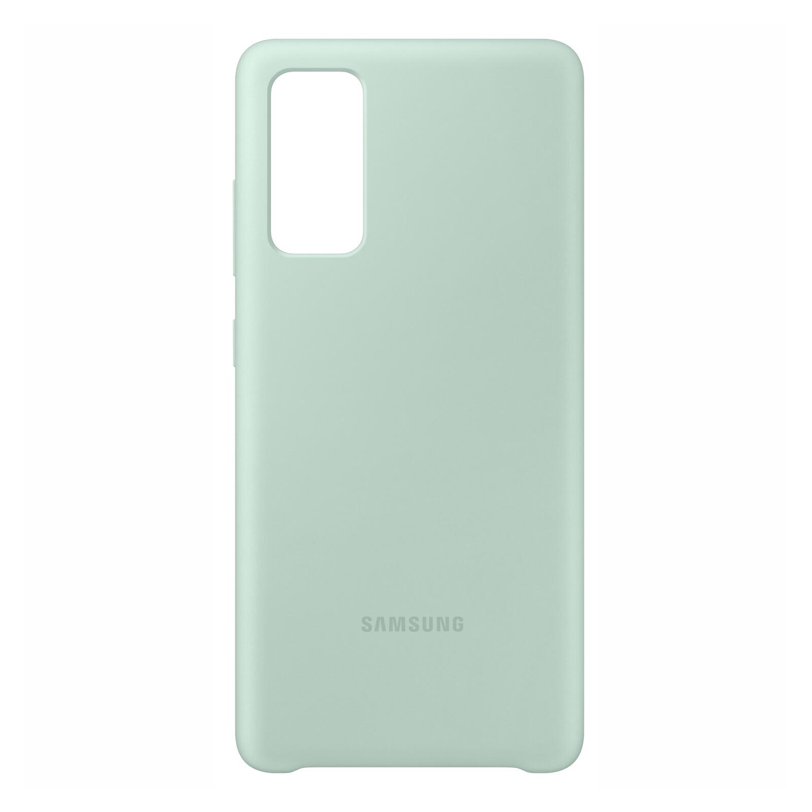 Samsung Silicone Cover Galaxy S20 FE minze