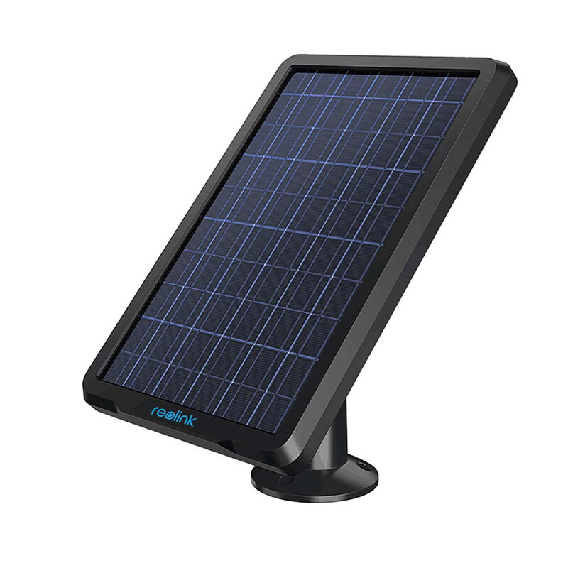 Reolink Solar Panel schwarz