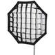 walimex pro Octagon PLUS Ø90cm + Univ. Adapter
