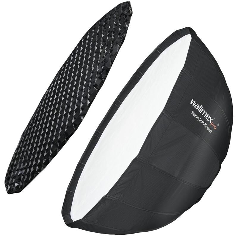 Walimex pro Studio Line Beauty Dish Softbox QA85 Elinchrom