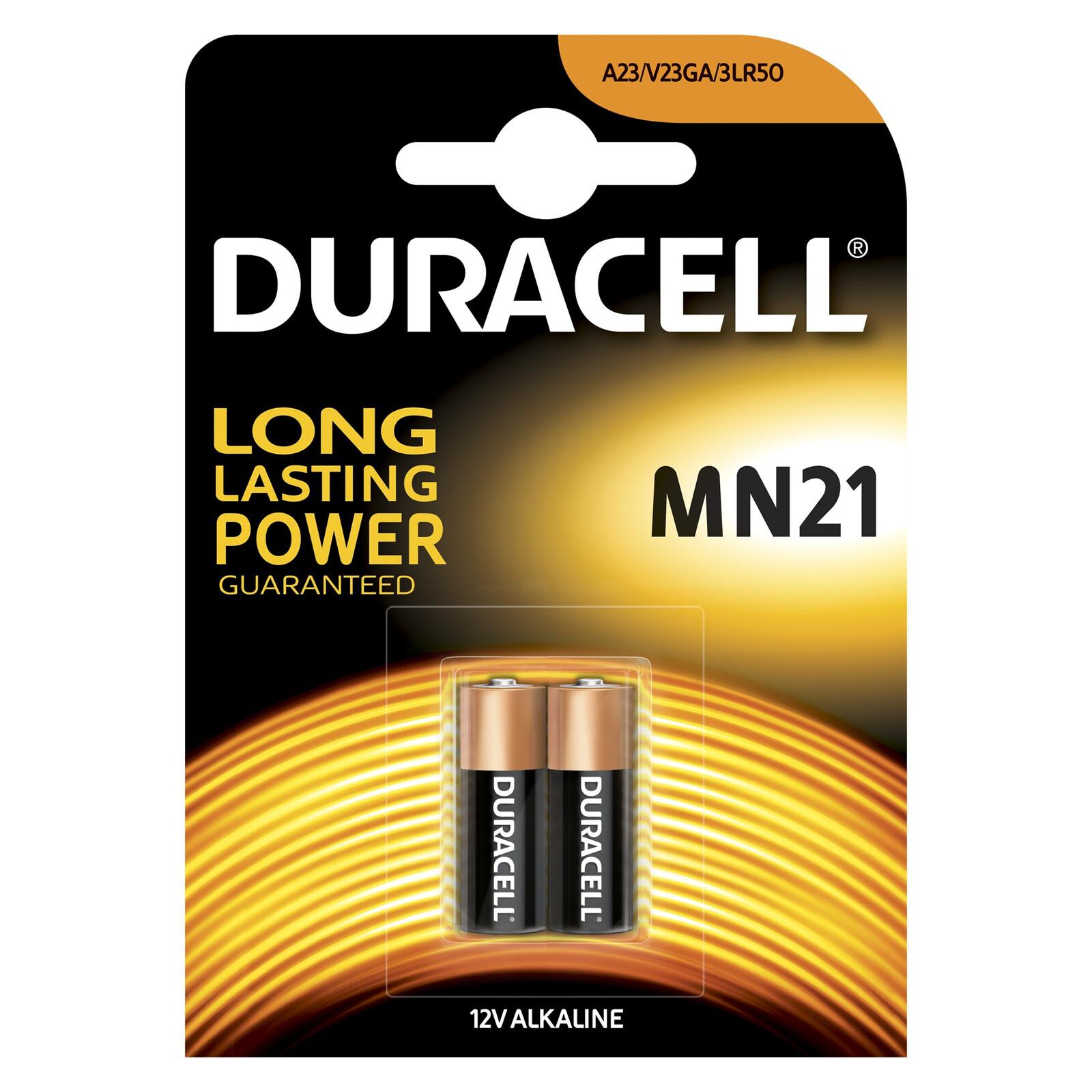Duracell MN21 Securtiy 12V 2er