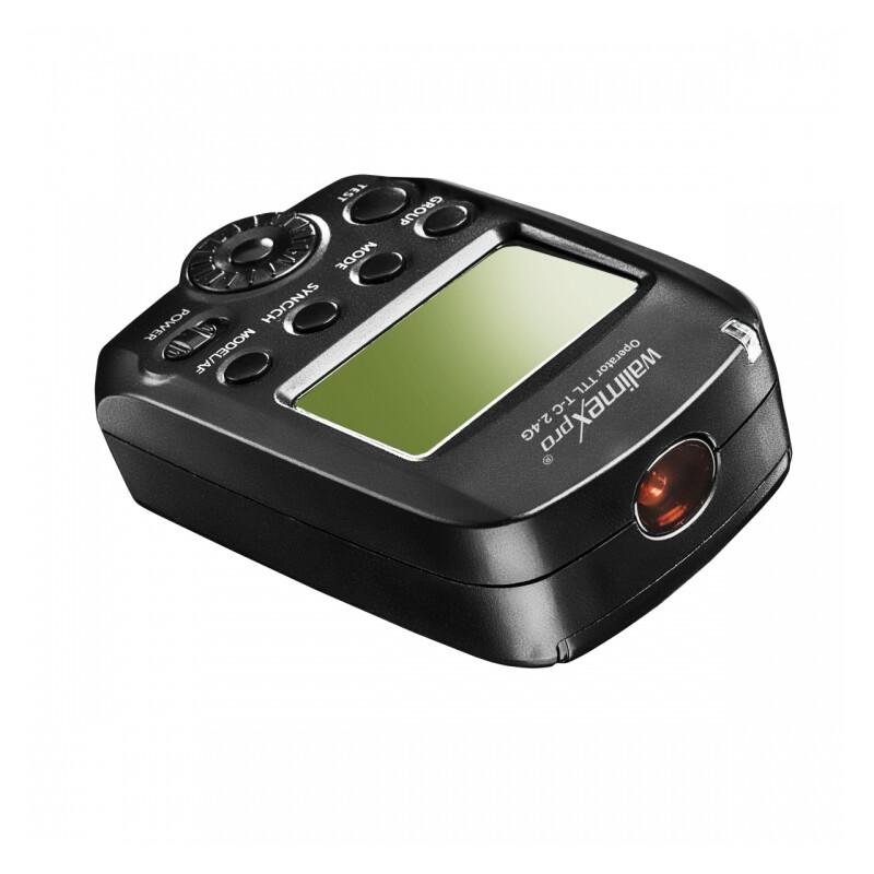 walimex pro Operator TTL T-C Canon für Mover 400 TTL
