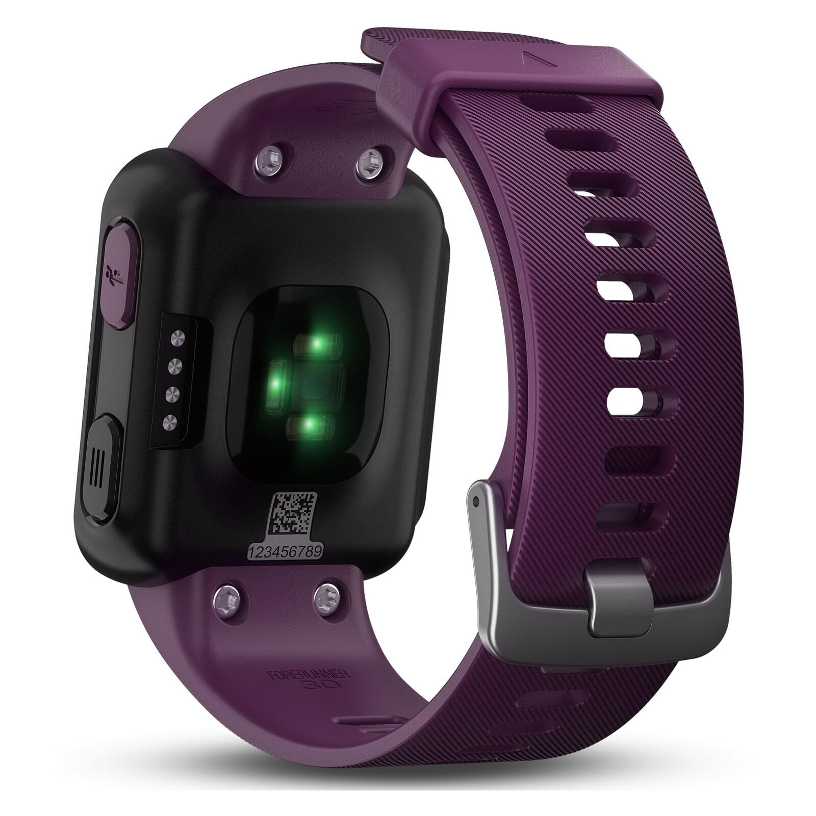 Garmin Forerunner 30 schwarz/violett