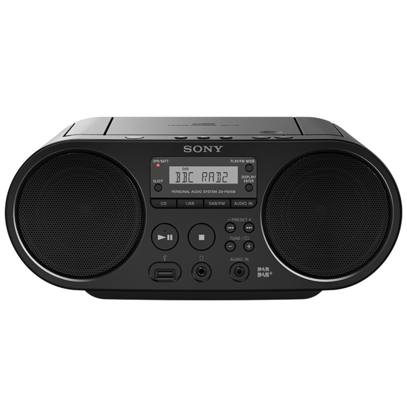 Sony ZS-PS55B Boombox
