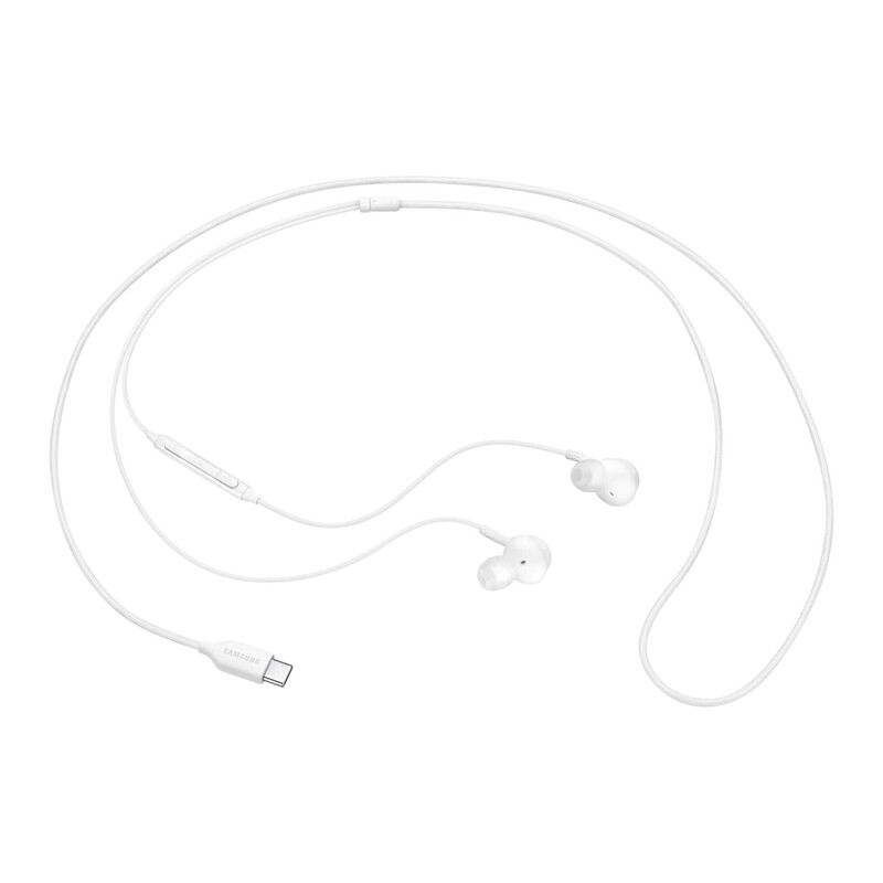 Samsung Earphones Type-C weiss