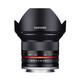 Samyang 12/2,0 APS-C Canon M + UV Filter