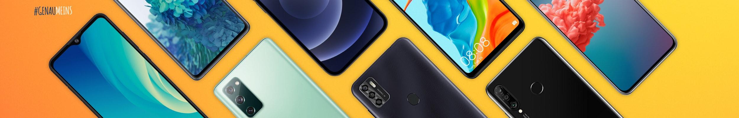 Smartphones bei Hartlauer
