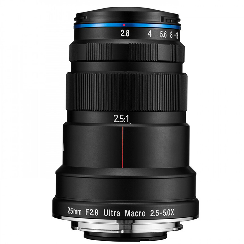 LAOWA 25/2,8 Ultra Makro 2,5-5X Nikon F