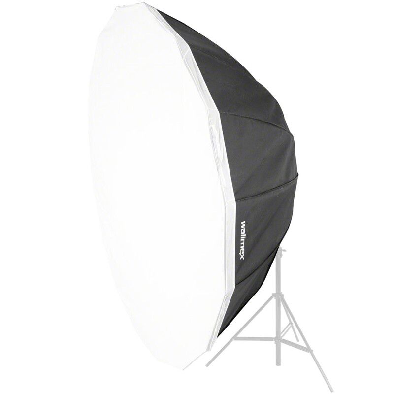 walimex pro 16-Winkel-Softbox Ø240cm Electra small
